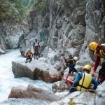 Avanzando Río Abajo